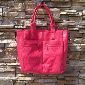 Neiman Marcus - Pink Shoulder/Tote Bag